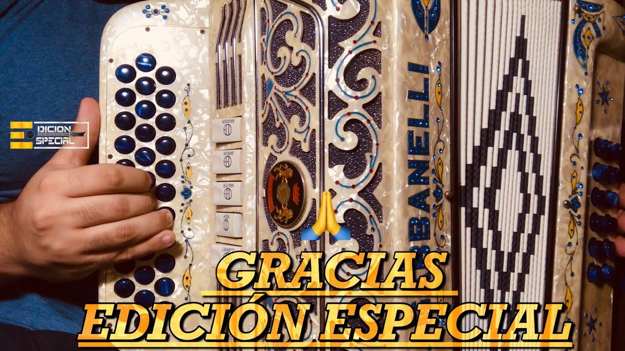 GRACIAS - Edición Especial   Instruccional En el Acordeón De Fa   Gabbanelli
