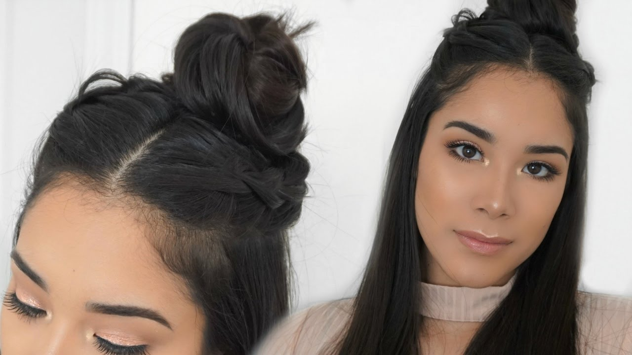 Easy Hair & Makeup For Spring   e.l.f. Cosmetics Only
