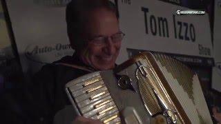 Tom Izzo plays the Accordion 2015