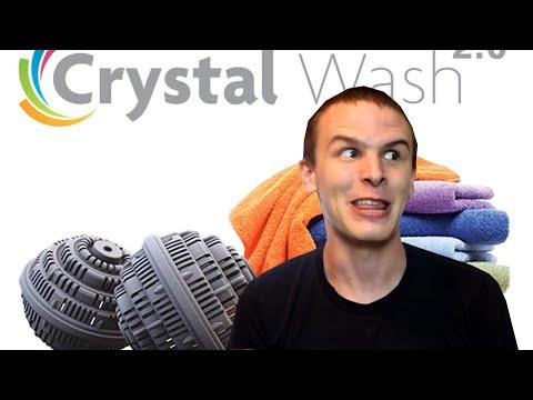 Kickstarter Crap - Crystal Wash 2.0