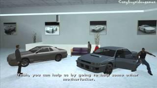GTA San Andreas - PC - Mission #62 - Test Drive (HD)