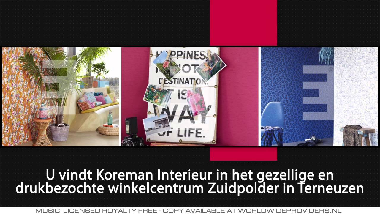Koreman Interieur - YouTube