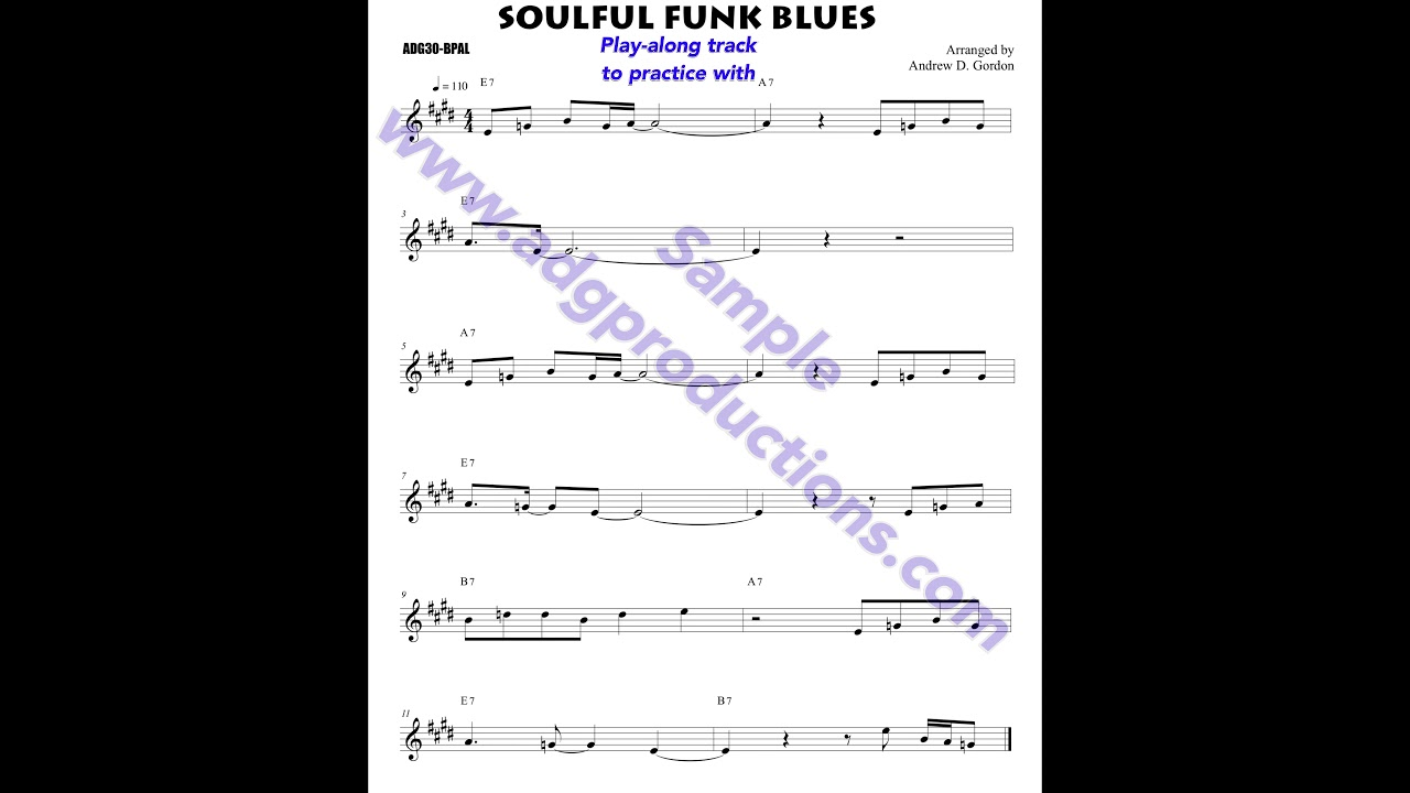 Blues, Rock and Jazz Music Books-A D G  Productions