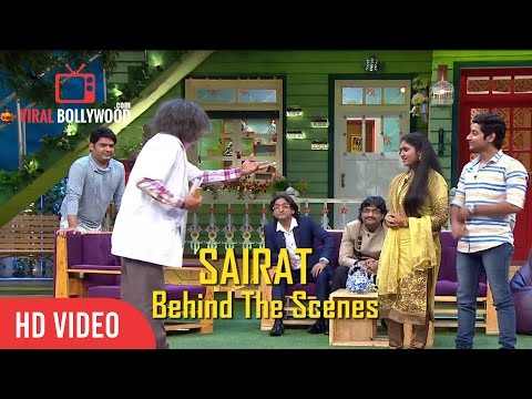 Undekha Tadka | Sairat Special Interview | The Kapil Sharma Show