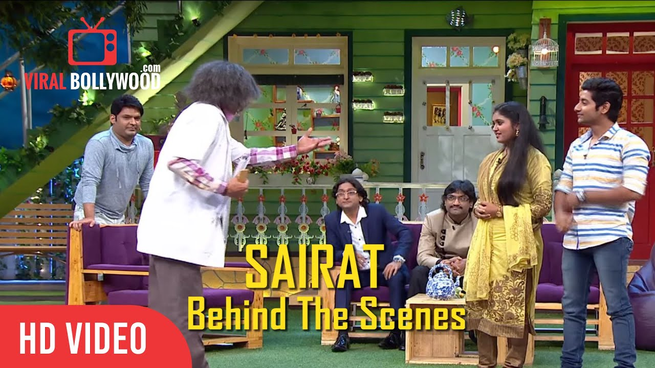 Undekha Tadka | Sairat Special Interview | The Kapil Sharma Show | Rinku  Rajguru And Akash Thosar