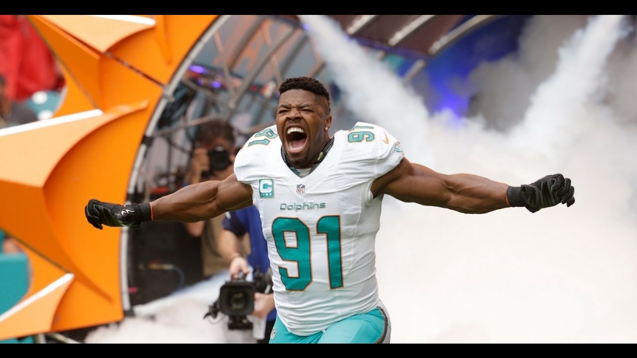 Cameron Wake Wakezilla 2016 Highlights Youtube