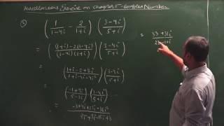 Baixar NCERT 11 Maths Ex 5.Miscellaneous Ch 5 Complex Number hints & solutions