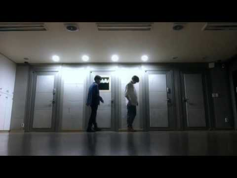 [50% SLOWED AND MIRRORED] Jimin and Jungkook dance practice (own it choreo by Brian Puspose)