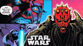 Darth Maul Joins a Jedi in SECRET Before the Phantom Menace (Canon) - Star Wars Explained