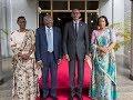 Perezida Kagame yakiriye indahiro z'abagize Sena nshya