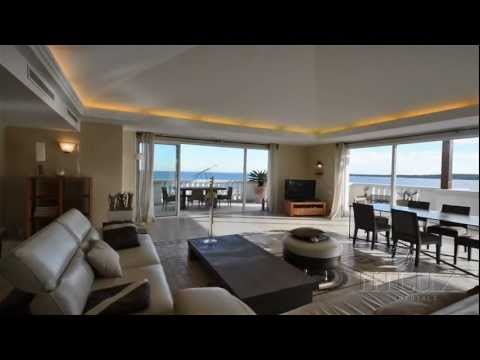 Exceptional Triplex Penthouse for rent and sale in Cannes