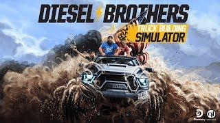 DIESEL BROTHERS - ULTIMI RITOCCHI ALLA MIA AUTO - TRUCK BUILDING SIMULATOR