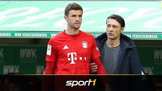 Thomas Müller stichelt gegen Kovac | SPORT1 - DER TAG