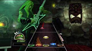 Lynyrd Skynyrd - Sweet Home Alabama HD Expert Guitar Hero World Tour
