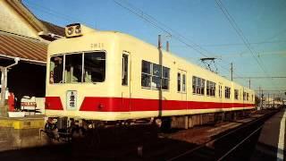 【走行音】豊橋鉄道モ1811(600V時代)新豊橋→三河田原 '93.12.29