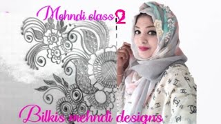 New mehndi design 2020। Mehndi trick। Beginners mehndi design