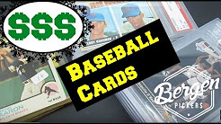 Are My Baseball Cards Worth Anything - What is the value of my Baseball Card Collection