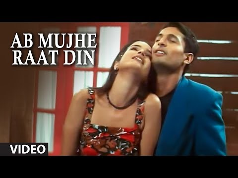 Ab Mujhe Raat Din (Full Video Song) Sonu Nigam Hit Album  Deewana