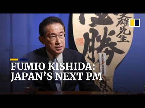 Who is Japan's next Prime Minister, Fumio Kishida?