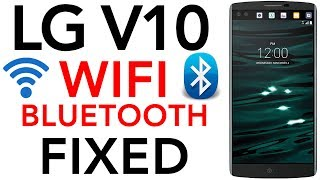 LG V10 Wifi Bluetooth Problem FIXED No Connection Not Allowed Won't Turn On BCM43455HKUBG IC Repair