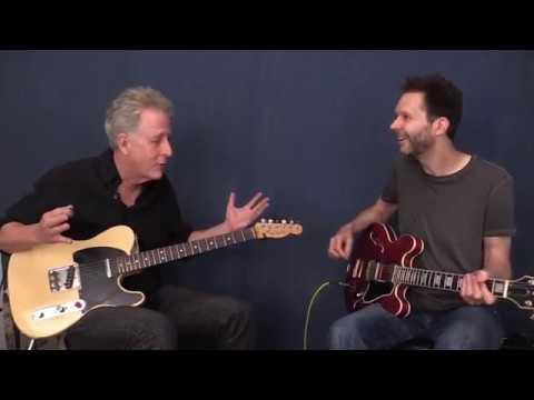 Paul Gilbert Jams and Talks Guitar with Keith Wyatt (NEW 2016)