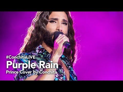 CONCHITA - Purple Rain (Prince Cover) - Starnacht aus der Wachau