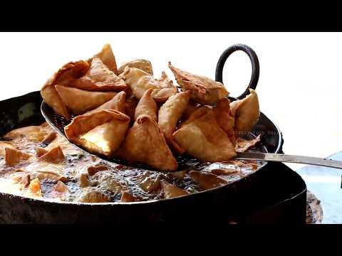 Street Food in Gujarat - India | Jalebi - Samosa - Dal Vada | Street Food Unlimited 2017