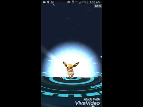 Choose What Your Evee Evolves Into! 100% CONFIRMED