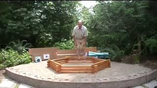Pond Kits Easy Set-up Part 1 - The Frame