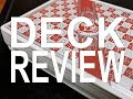 Deck Review - Queens Playing Cards - Murphy's Magic