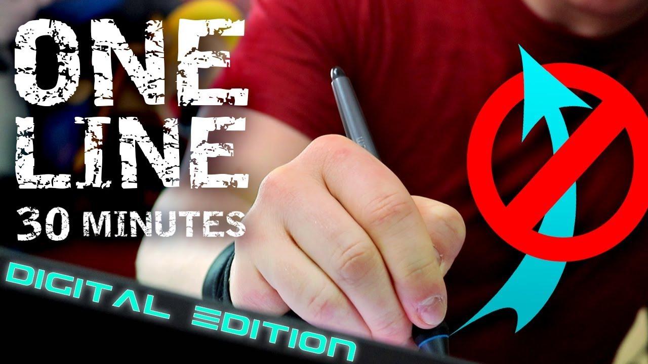 digital-one-line-art-challenge-diss-track-vs-vexx-zhc
