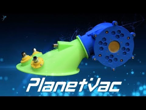 PlanetVac: A New Approach to Sampling Planetary Surfaces