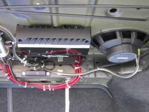 2003 Honda Civic Radio Schematic 2009 Nissan Altima Sound System Pictures Youtube