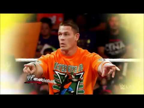 John Cena Theme Song New Titantron 2017 (Green Version)