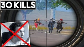LAST FACECAM VIDEO EVER | 30 KILLS SOLO vs SQUAD | PUBG Mobile 🐼