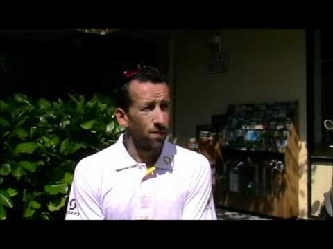 Ironman Hawaii 2011: Interview mit Marino Vanhoenacker