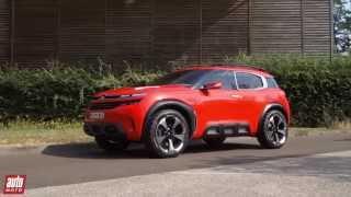 2015 Citroën Aircross Concept : C4 Cactus colossal - Essai AutoMoto