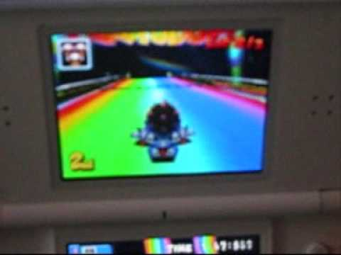 Unlocked Rob In Mario Kart Ds Youtube