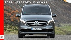 2019 Mercedes V-Class Van