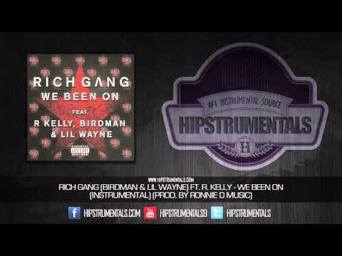 Birdman & Lil Wayne Ft. R. Kelly - We Been On [Instrumental] (Prod. By Ronnie D Music) + DL