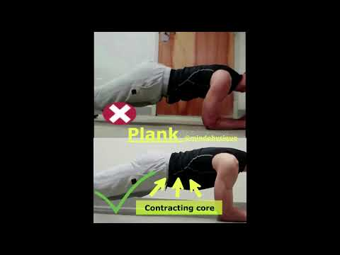 The Most Typical Plank Mistakes to prevent