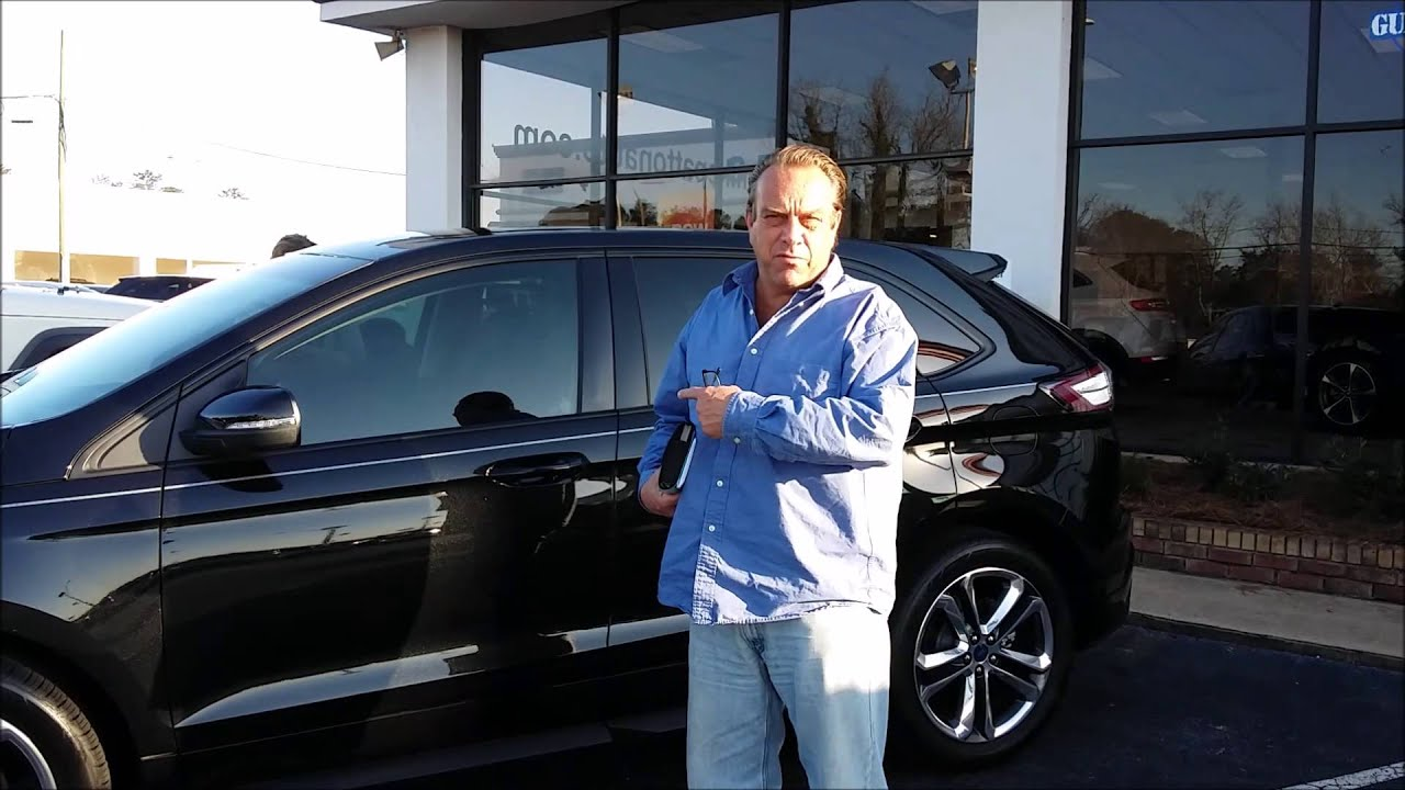 Mike Patton Ford >> Video Testimonial 2015 Ford Edge For The Miller S From Mike Patton