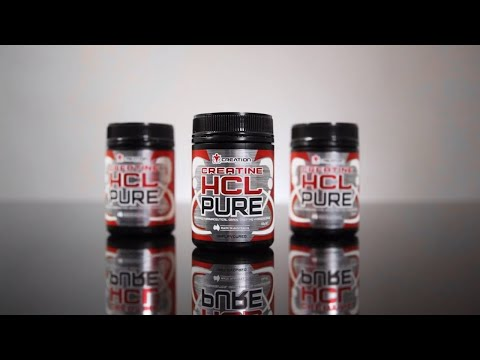 Creation Creatine HCL Now Available In Australia!