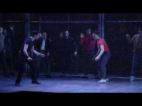West Side Story Montage at Drury Lane Theatre
