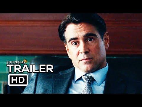 WIDOWS   2 2018 Colin Farrell, Liam Neeson Thriller Movie HD