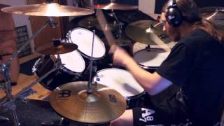Sepultura- Slave New World- Drum Cover