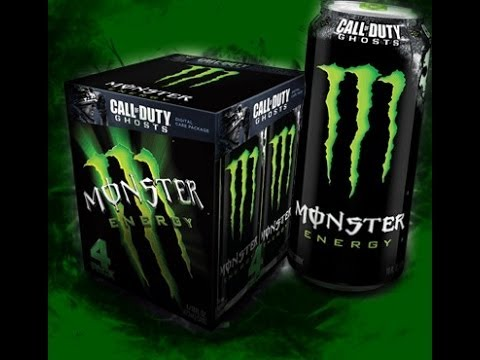 cod ghosts monster energy digital care package unboxing mooshadow youtube. Black Bedroom Furniture Sets. Home Design Ideas