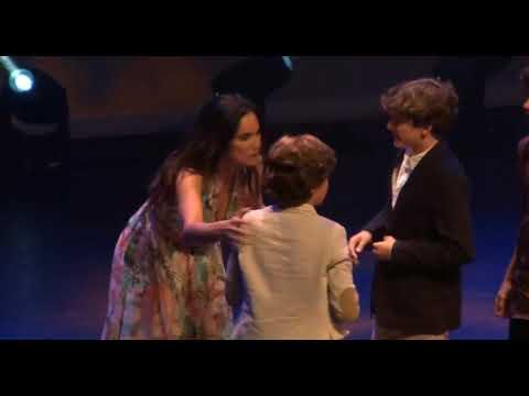 Premios Teatro Musical - Niños y niñas de Billy Elliot,