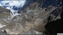 El senderismo en los Andes Ecuatorianos