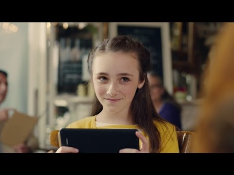 Millie - Emirates Economy  - Always there for you Commercial
